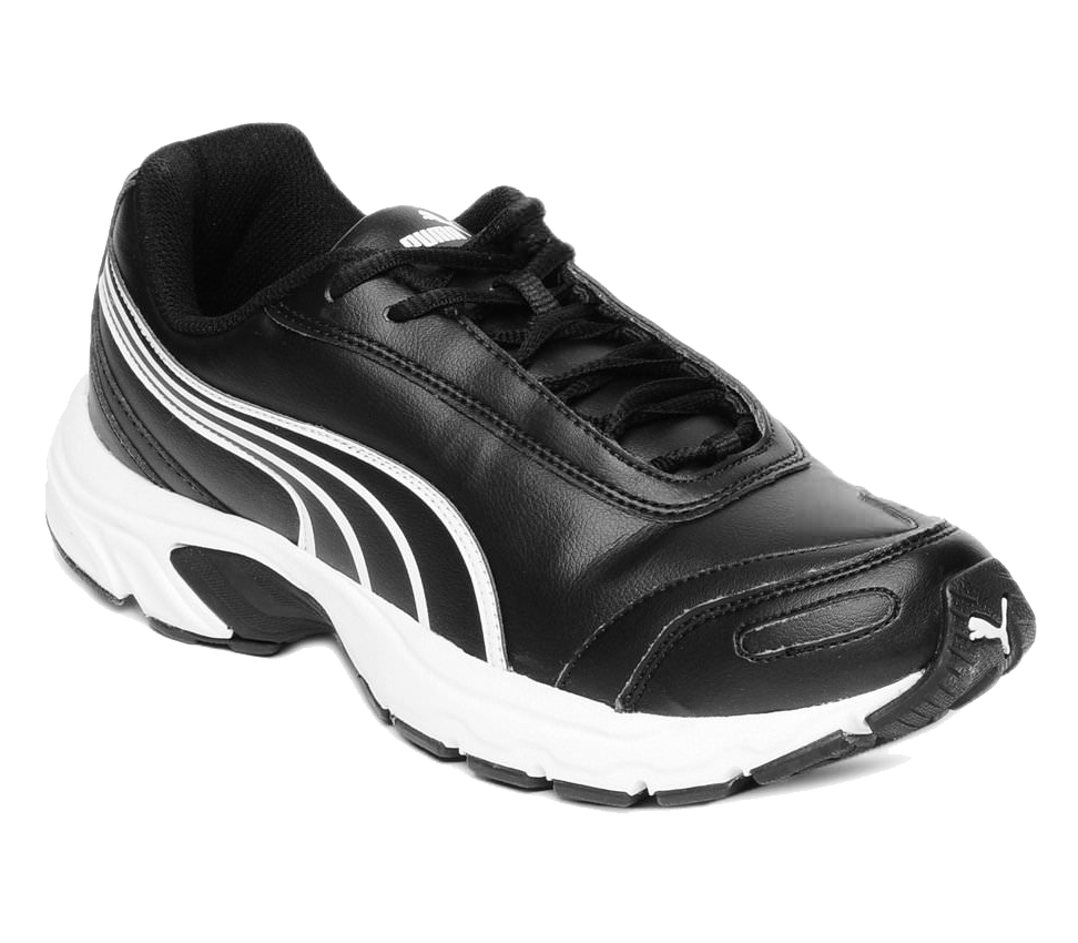 Puma Men Black Shoe