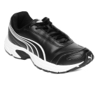 Puma Men Black Shoe Image 0